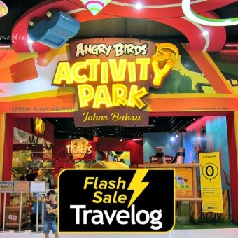 Johor: Angry Bird Activity Park (Adult)