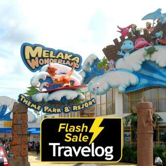 Melaka: Wonderland Theme Park (Child)