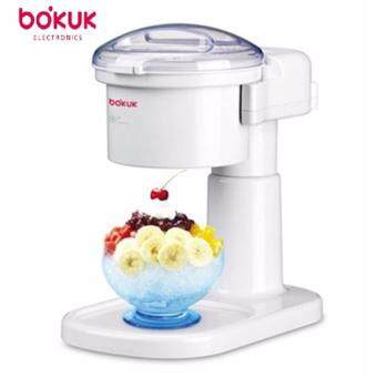 Home made shaved ice machine version