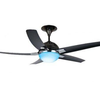 Deka 56 LED Light Ceiling Fan Q9N Gun Metal