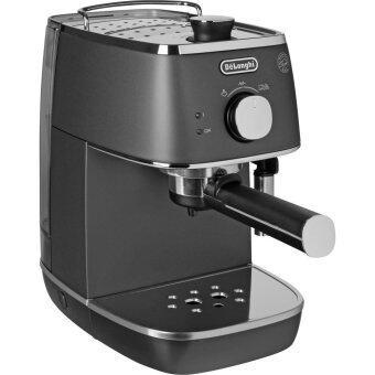 Delonghi Coffee Maker Warranty : Delonghi DEL-ECI341BK Espresso coffee maker black Lazada Malaysia