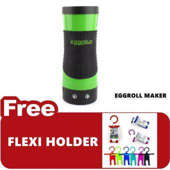 EGG MAKER GREEN + FREE FLEXI HOLDER
