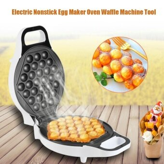 Electric Non Stick Household Bubble Egg Waffle Maker Kitchen BakeTool