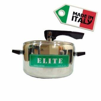 Elite Pressure Cooker (High Quality) 5 Litre [Made In Italy]