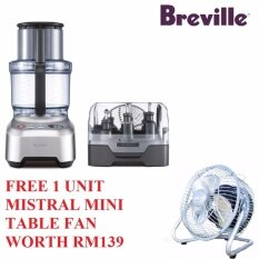 breville small kitchen appliances food preparation price in malaysia best breville small kitchen appliances food preparation lazada - Breville Food Processor
