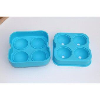 JinGle whiskey Silicon Ice Cube Ball Maker Mold Sphere Mould BrickParty Tray Round Bar