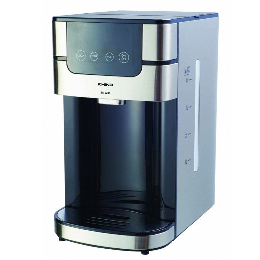 Instant Boiling Water : Morphy w richards black redefine hot water