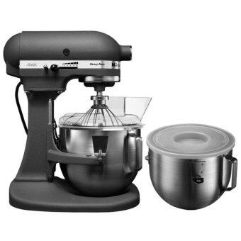 kitchenaid bowl lift heavy duty stand mixer 5kpm50b grey. Black Bedroom Furniture Sets. Home Design Ideas