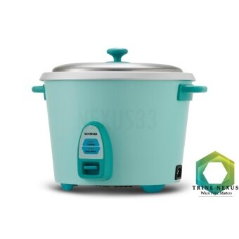 [NEW] Khind 0.6L (4 Cups) RC806N Rice Cooker Stainless Steel Removable Cover Lid Optimal Keep Warm