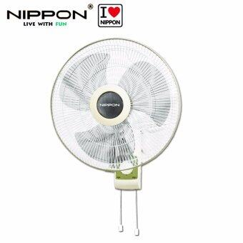 "NIPPON NWF-162(WE) WALL FAN 16"" (WHITE)"
