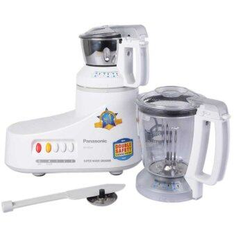 PANASONIC Food Processor (Mixer Grinder) MX-AC210SW