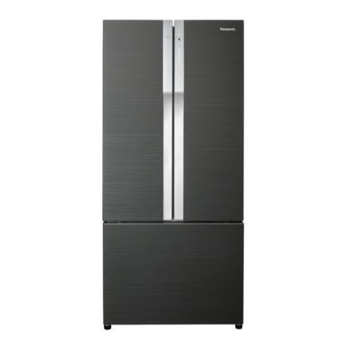 Panasonic nr bx418xs fridge 2 doors g407l econavi inverter for 1 door fridge malaysia