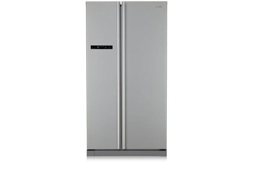 samsung side by side refrigerator rs554nrua1j me lazada. Black Bedroom Furniture Sets. Home Design Ideas