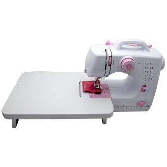 Sewing Machine 505 10 sewing options With Expansion Board (Pink)