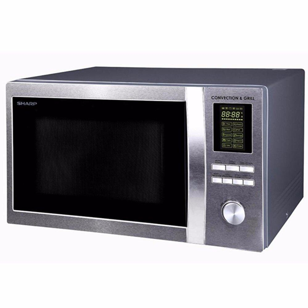 Sharp 32l Microwave Oven With Convection R854ast Reviews
