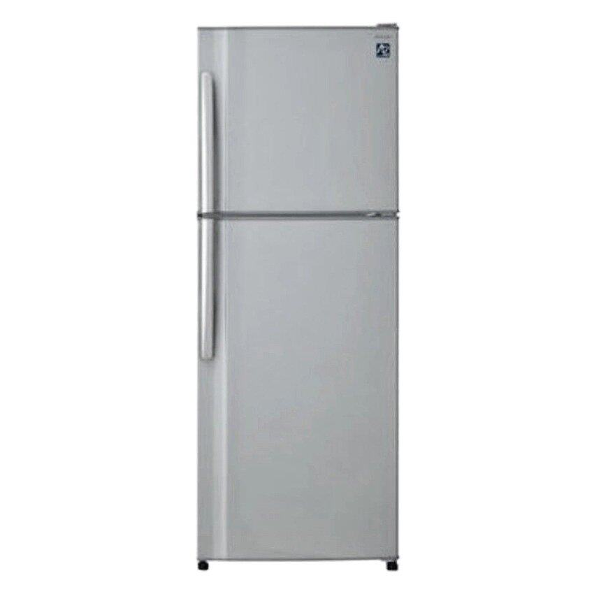 sharp refrigerator 1 door 165l sj d181ssl silver