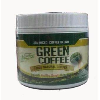 Advanced Coffee Blend Green Coffee 100% Natural Coffee