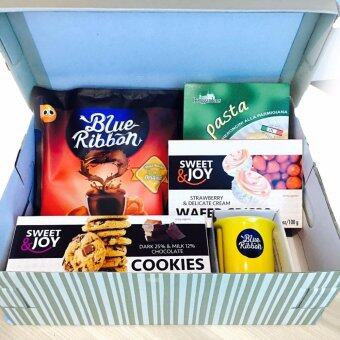 Blue Ribbon Hari Raya Gift Box