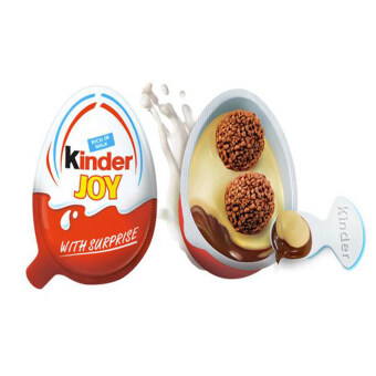 KINDER JOY 20G X 10 PIECES