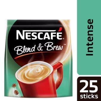 NESCAFE Blend and Brew Rich 25 Sticks, 20g Each (SPECIAL OFFER)
