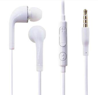 100% Original J5 HS330 White In-ear Noodle Earphone with Mic VolumeControl for Samsung Galaxy S6 S7 Edge Plus S3 S4 S5 Note 3 4 5 7
