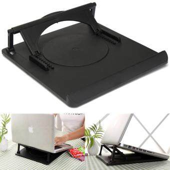 360?Adjustable Cooling Cooler Table Fan Stand Holder for Notebook Laptop
