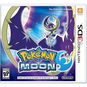 3DS Pokemon Moon (US)