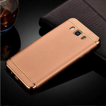 3in1 Ultra-thin Electroplated PC Back Cover Case for Samsung Galaxy J3 (2016)