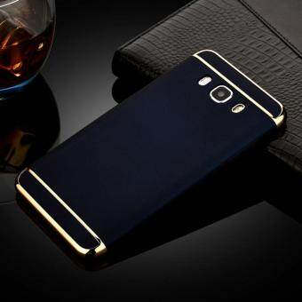 3in1 Ultra-thin Electroplated PC Back Cover Case for Samsung Galaxy J7 J710 (2016)