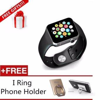 A1 Smart Watch Smart Life Bluetooth Touch Screen for Android/IOS+Free Gift Iring Phone Holder