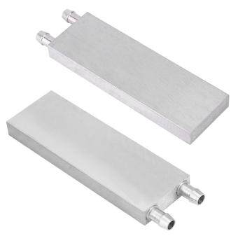 Aluminum CPU Radiator Water Cooling Block Liquid Water Cooler HeatSink 40*40*12mm