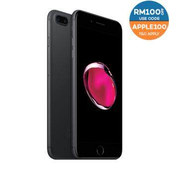 Apple iPhone 7 Plus 128GB (Black) Malaysia Set [RM3599 ONLY after discount!]