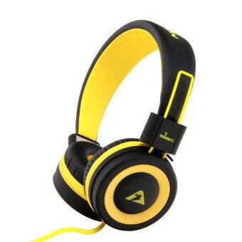Armaggeddon Molotov 5 Mobile Gaming Headphone (Yellow)