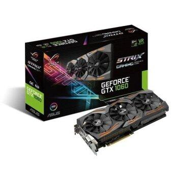 # ASUS ROG STRIX GeForce(R) GTX 1060 OC Gaming # 1873MHz - 6G/D5