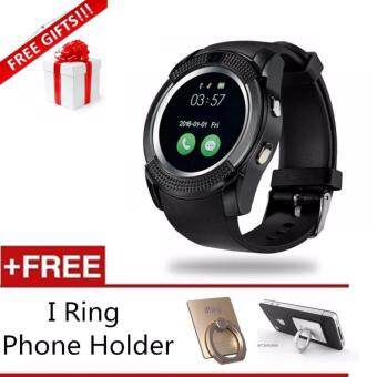 Brand New V8 Smart Watch Smart Life For Android And IOS+Free Gift