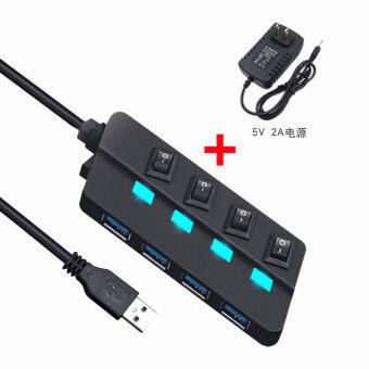 Cable usb3.0 points line device computer USP multi-interface a dragfour adapter long extension cable U port with power