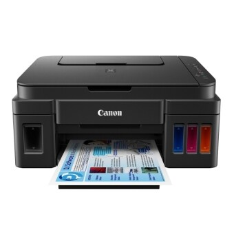 Canon PIXMA G3000 Hybrid Ink with original ink tank system Wifi Original Ciss 3in1