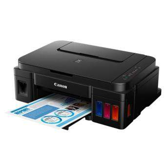 Canon PIXMA G3000 Refillable Ink Tank Printer (PRINT,COPY,SCAN,WIFI)