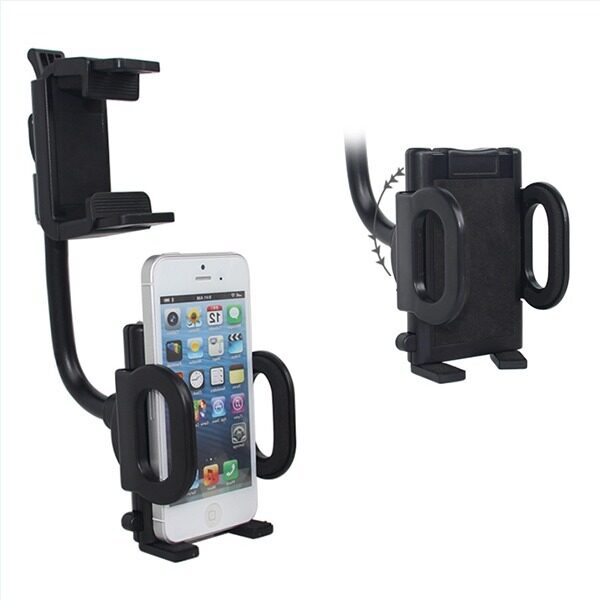Rear View Mirror Car Holder For Mobiles Lazada Malaysia