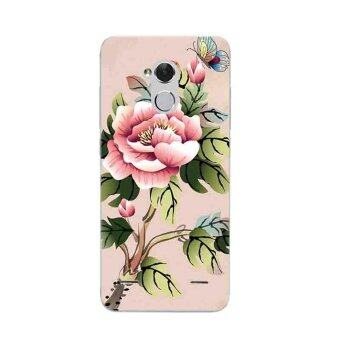 Cases for ZTE Blade V7 Lite Soft TPU Silicone Phone Protective BackCovers Shell Skin Butterfly Pattern