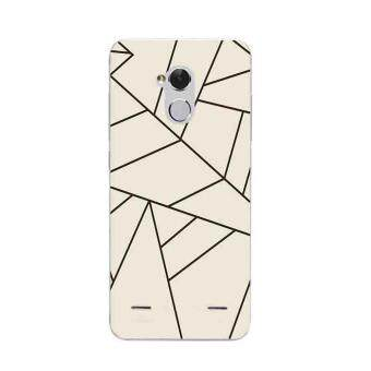 Cases for ZTE Blade V7 Lite Soft TPU Silicone Phone Protective BackCovers Shell Skin Plaid Pattern