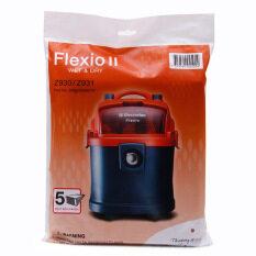 electrolux flexion 11 z930z931 dust bag paper pack of 5