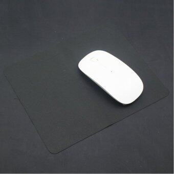 Fang Fang Hot Computer Anti-Slip Gaming Mice Mouse Pad Mat MousematMousepad for PC Laptop (Black)