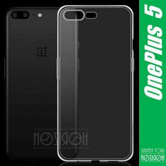 For Oneplus 5 Protective Back Cover One Plus 5 A5000 Ultra Thin TPUPhone Case --- NOZIROH