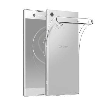 For Sony Xperia XA1 Ultra Phone Case Slim Silicone Ultra-thinTransparent Soft TPU For Xperia XA1 Protective Cover Coque