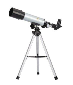 (Free Spot Watch) F36050 Telescope 90X High Power Monoculars Refractor Type Space Astronomical Telescope For Kids With Portable Tripod