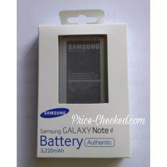 Genuine Original Samsung Galaxy Note 4 N910 Battery With NFC - Retail Packaging