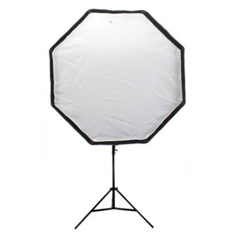 Godox 120cm / 47.2in Portable Octagon Softbox Umbrella BrollyReflector for Speedlight