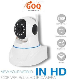 GOQ IP Camera Home Wifi Security Cam CCTV P2P Wireless Night Vision720P HD