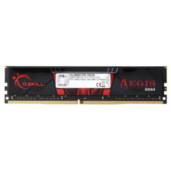 G.SKILL Aegis 16GB 288-Pin DDR4 2400 PC4 19200 Desktop Gaming RAM